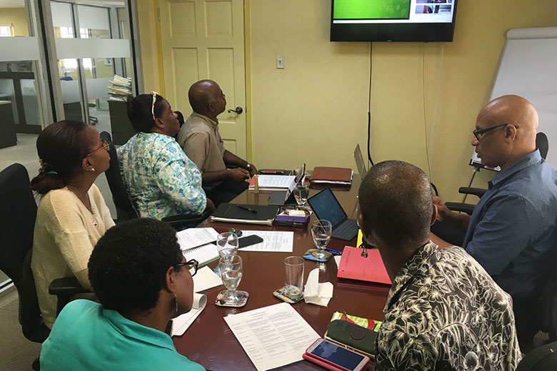 Learning from Each Other: Barbados & Grenada National NCD Commissions