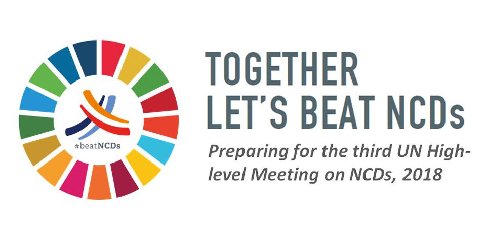 Caribbean NCD Forum Third United Nations High-level Meeting on NCDs