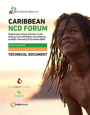 The Caribbean NCD Forum: Technical Document