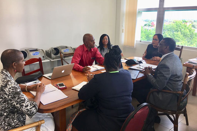 Guyana National NCD Commission for a 2 day Study Tour