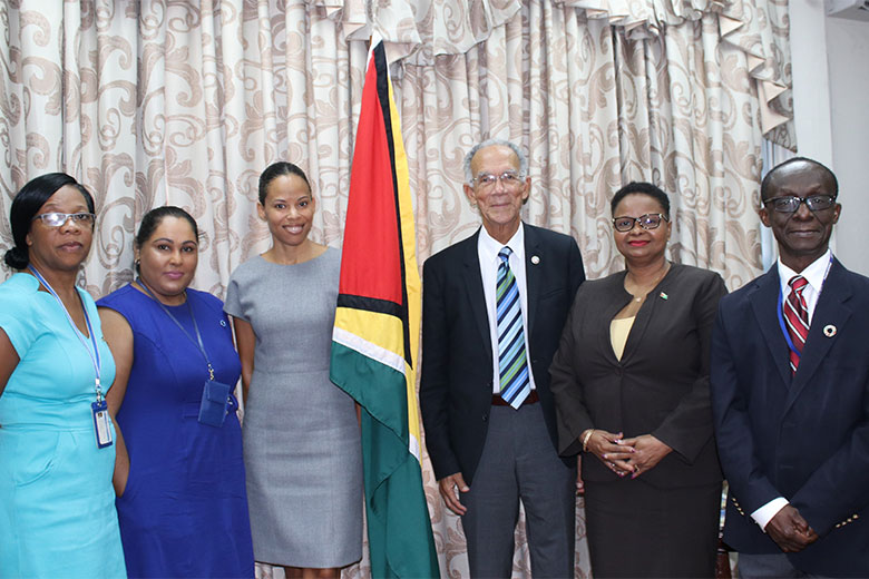 Guyana Presidential NCD Commission