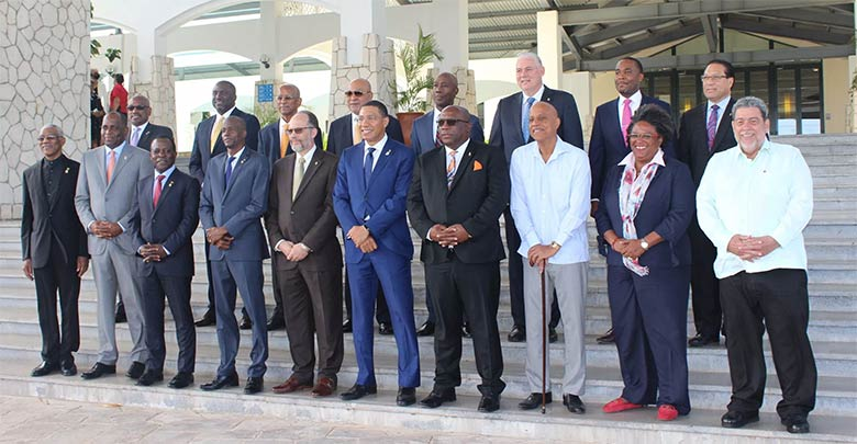 The Thirty-Ninth Regular Meeting of the Conference of Heads of Government of the Caribbean Community (CARICOM)