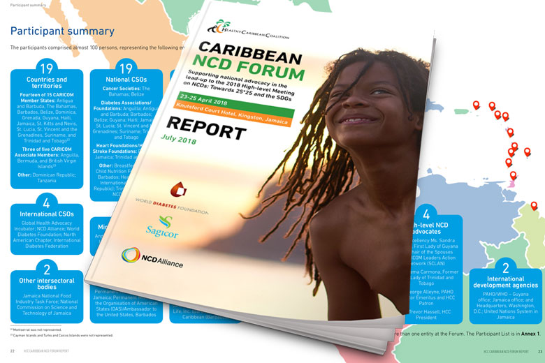 Caribbean NCD Forum Report