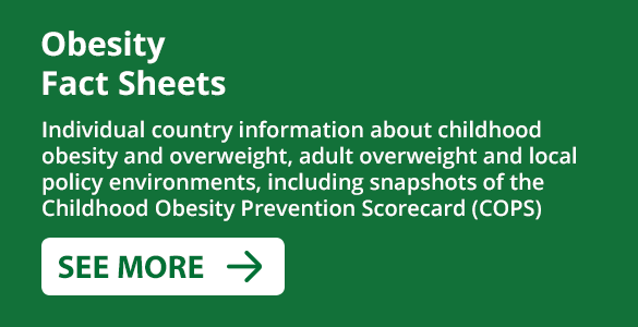 Obesity Fact Sheets