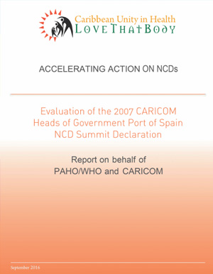 NCD Progress: Accelerating Action on NCDs