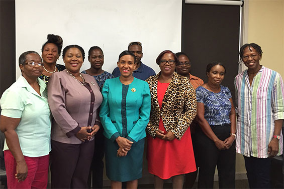 National NCD Commission Consultation in Antigua