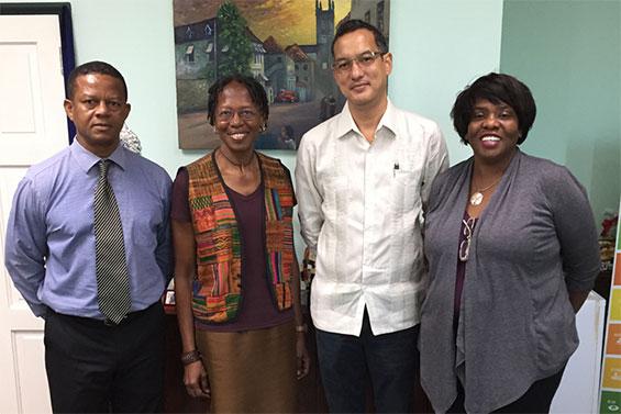 Grenada NNCDC Strengthening