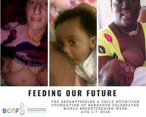The Breastfeeding & Child Nutrition Foundation Feeding Our Future Campaign