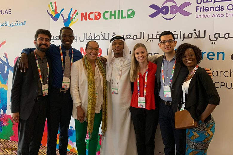 Global NCD Forum On Children And Youth
