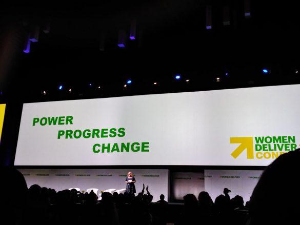Power, Progress, Change