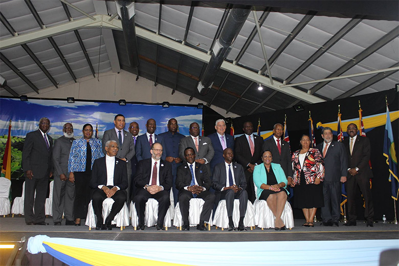 The Thirty-Eighth Regular Meeting of the Conference of Heads of Government of the Caribbean Community (CARICOM)