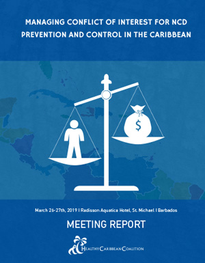 Managing Conflict of Interest for NCD Prevention and Control in the Caribbean