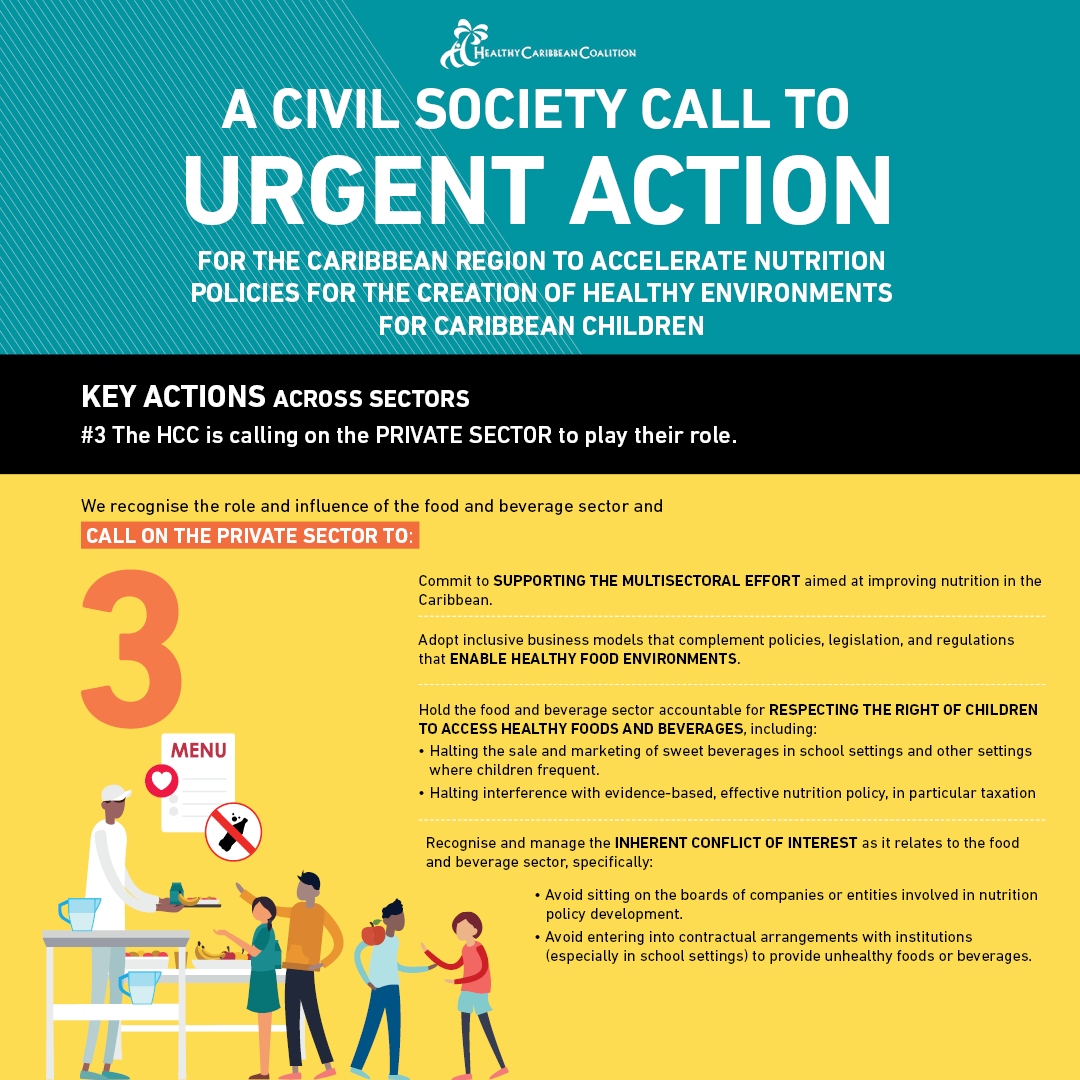 Civil Society Call to Urgent Action