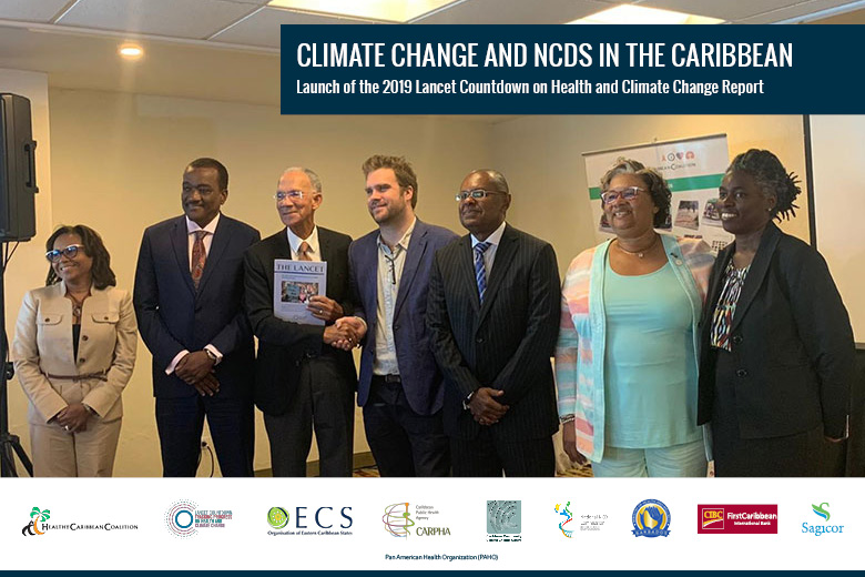 Climate Change and NCDs in the Caribbean