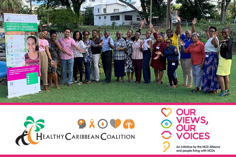 Our Views, Our Voices Barbados Training Workshop