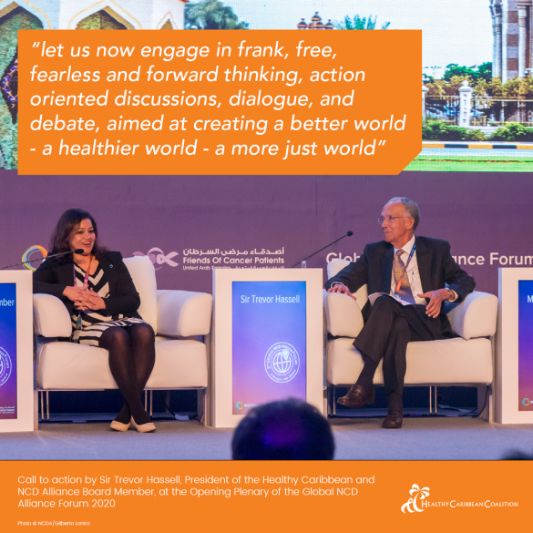 NCD Alliance Global Forum 2020