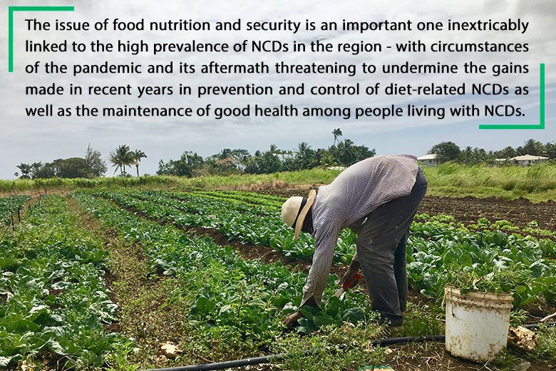COVID-19 and Food Security