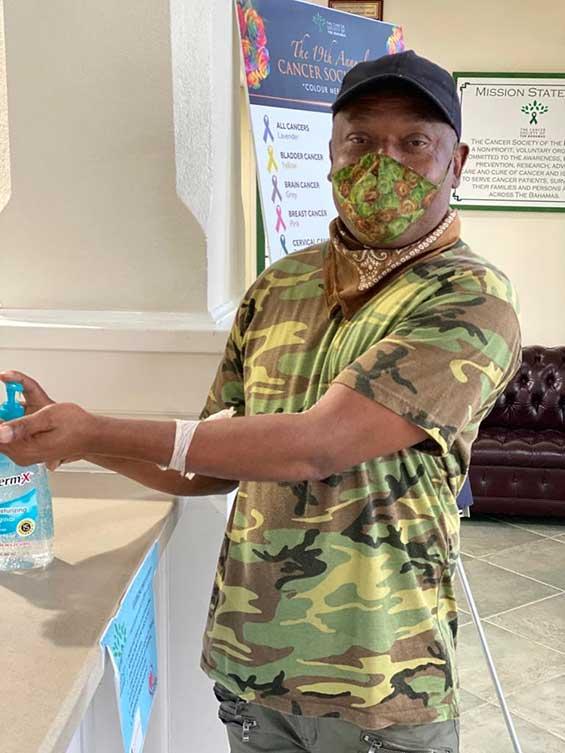 Cancer Society of The Bahamas