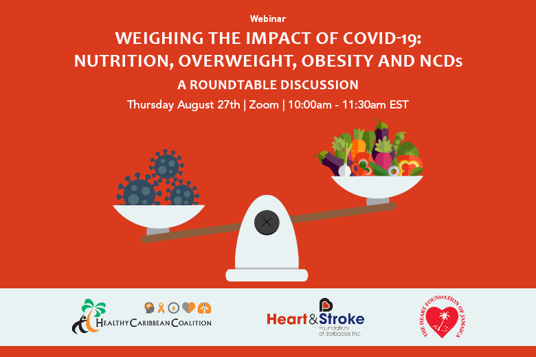 WEIGHING THE IMPACT OF COVID-19: NUTRITION, OVERWEIGHT, OBESITY AND NCDS