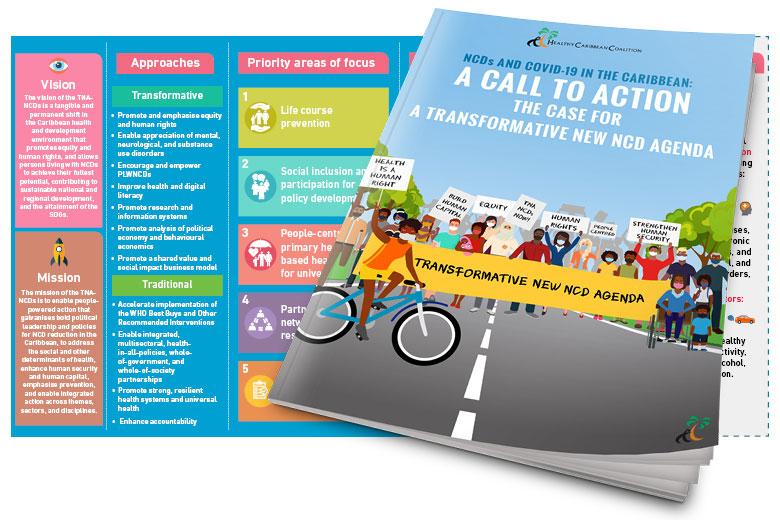 The Transformative New Agenda for NCDs
