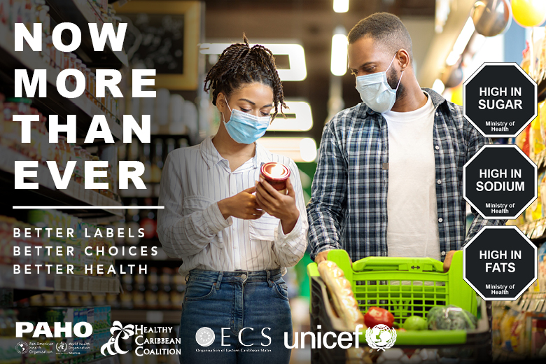 Now More Than Ever, Better Labels, Better Choices, Better Health
