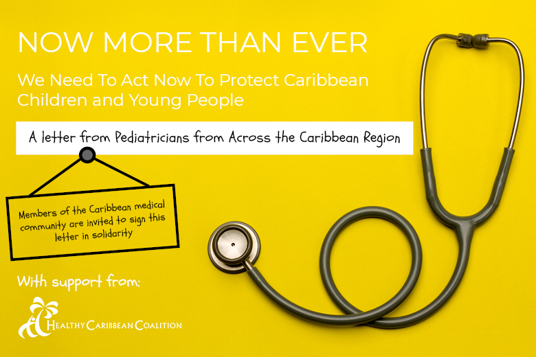 We Need To Act Now To Protect Caribbean Children and Young People