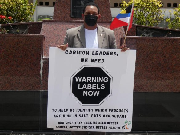 Healthy Caribbean Youth Call to Action