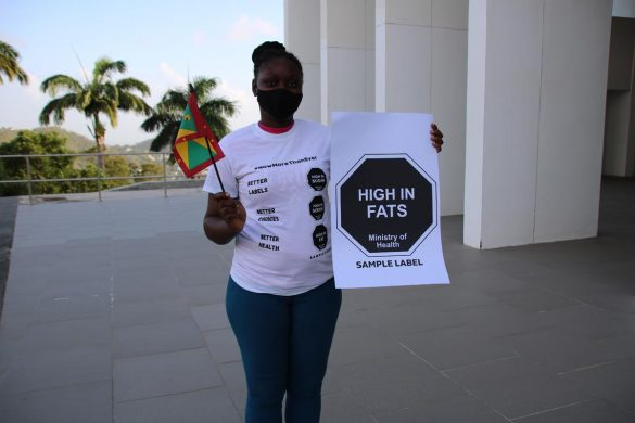 Healthy Caribbean Youth Front-of-package Warning Labels Call to Action
