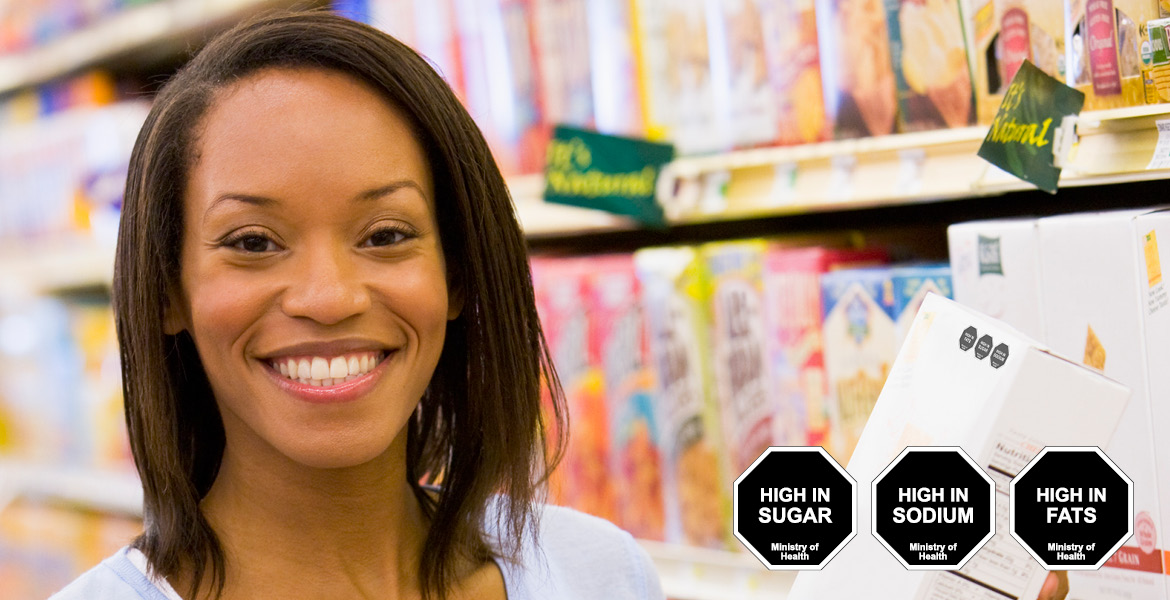 Caribbean Academics, Researchers and Health Practitioners Support Octagonal Front of Package Warning Labels