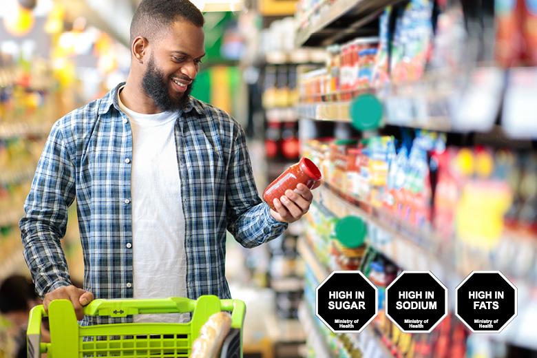 Hundreds of Caribbean Health Professionals, Regional Organisations Support Front of Package Warning Labels for Packaged Foods