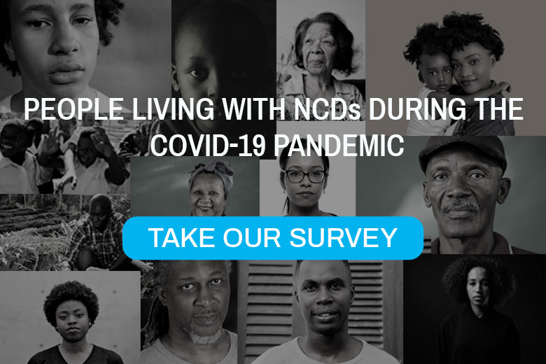 People Living With NCDs During the COVID-19 Pandemic