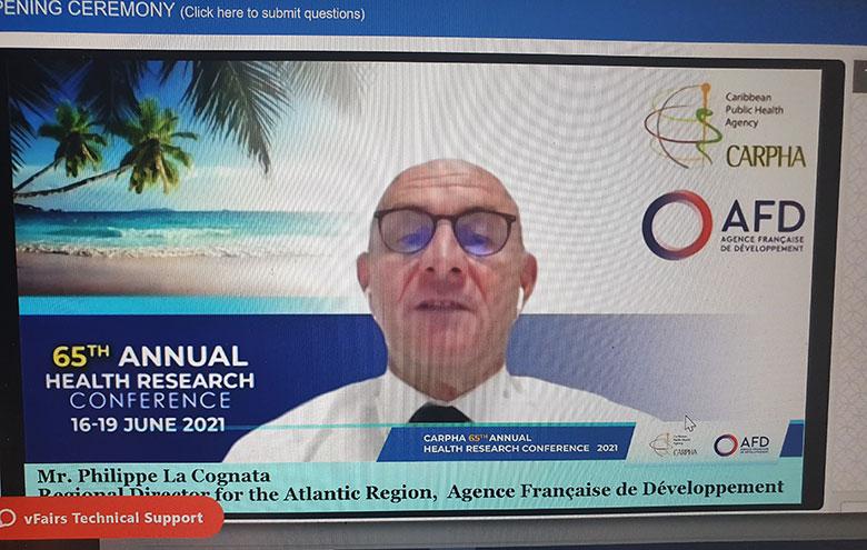 CARPHA Virtual Conference 2021